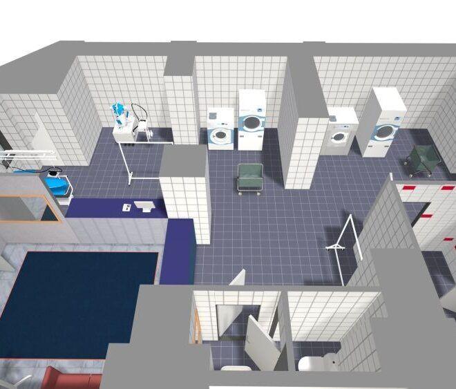 wizualizacja-projekt-pralni-lagoon-w-czestochowie