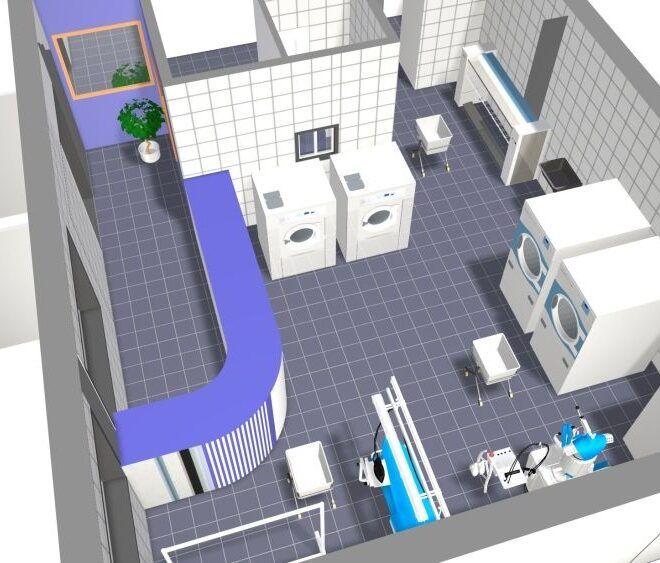 wizualizacja-projekt-pralni-lagoon-w-zabierzowie